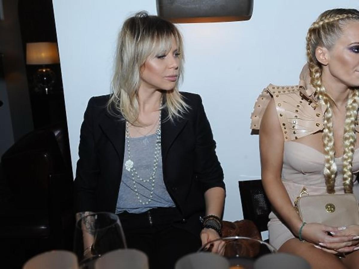 Doda i Maja Sablewska pogodziły się wspólnie imprezowały na urodzinach
