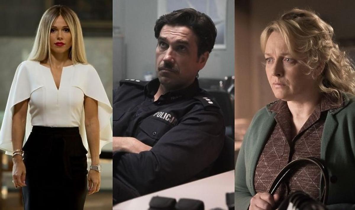 "Doda, Marcin Dorociński i Katarzyna Nosowska na planie filmu ""Pitbull. Ostatni pies"""
