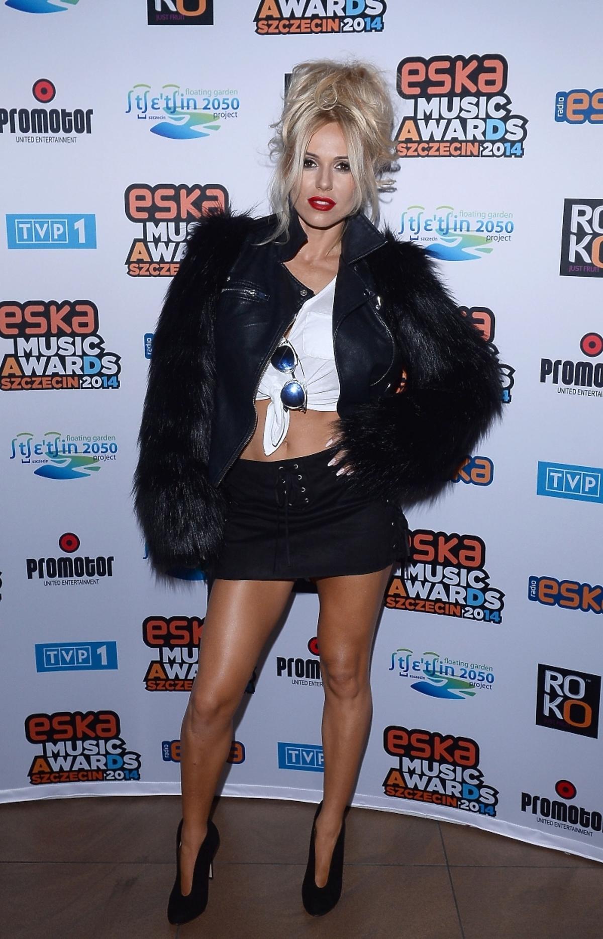 Doda na Eska Music Awards 2014