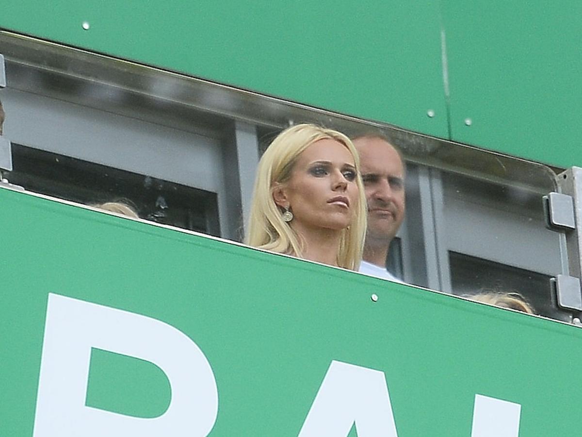 Doda na meczu Juventus Turyn-Lechia Gdańsk