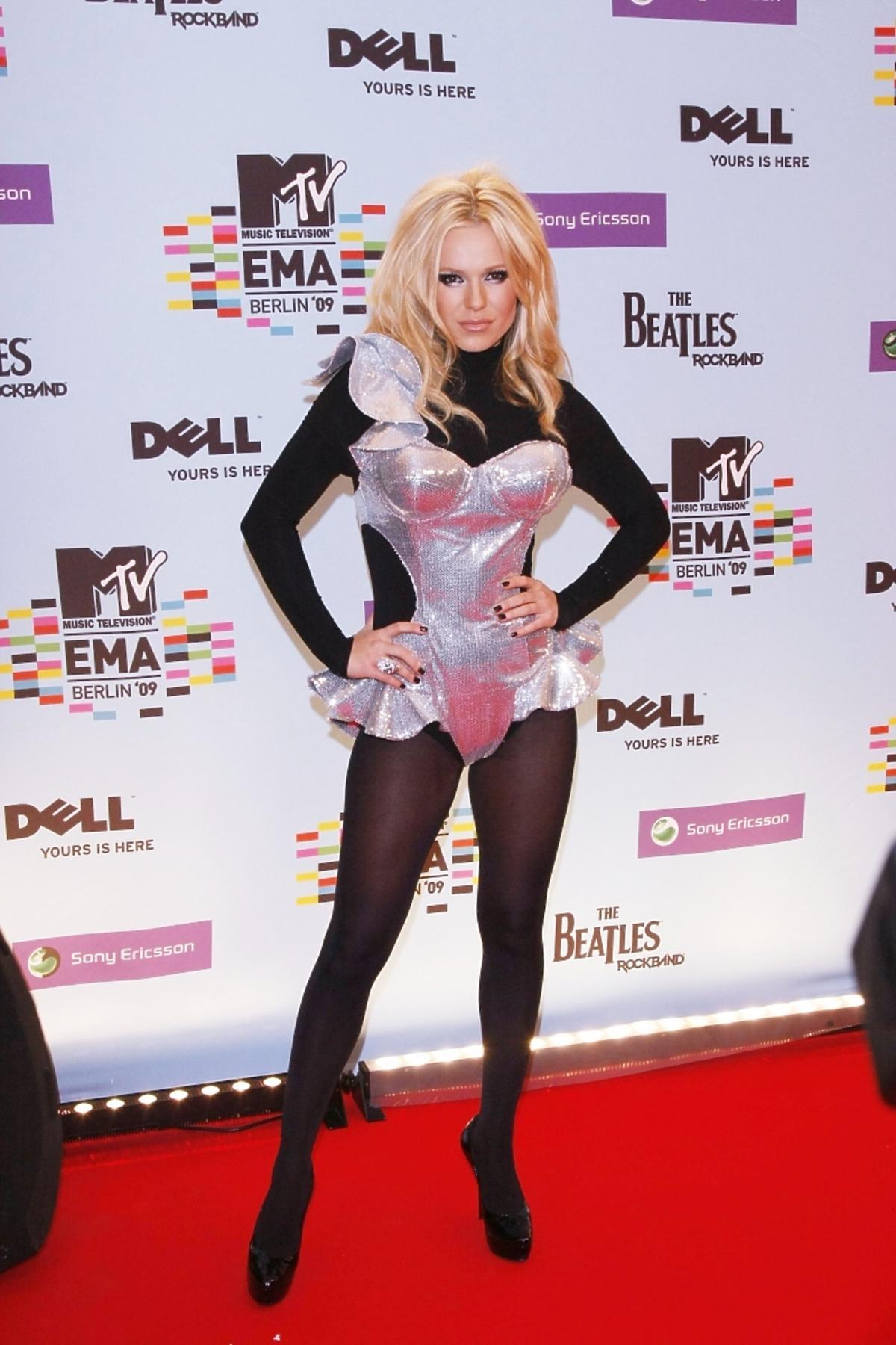 Doda na MTV EMA 2009