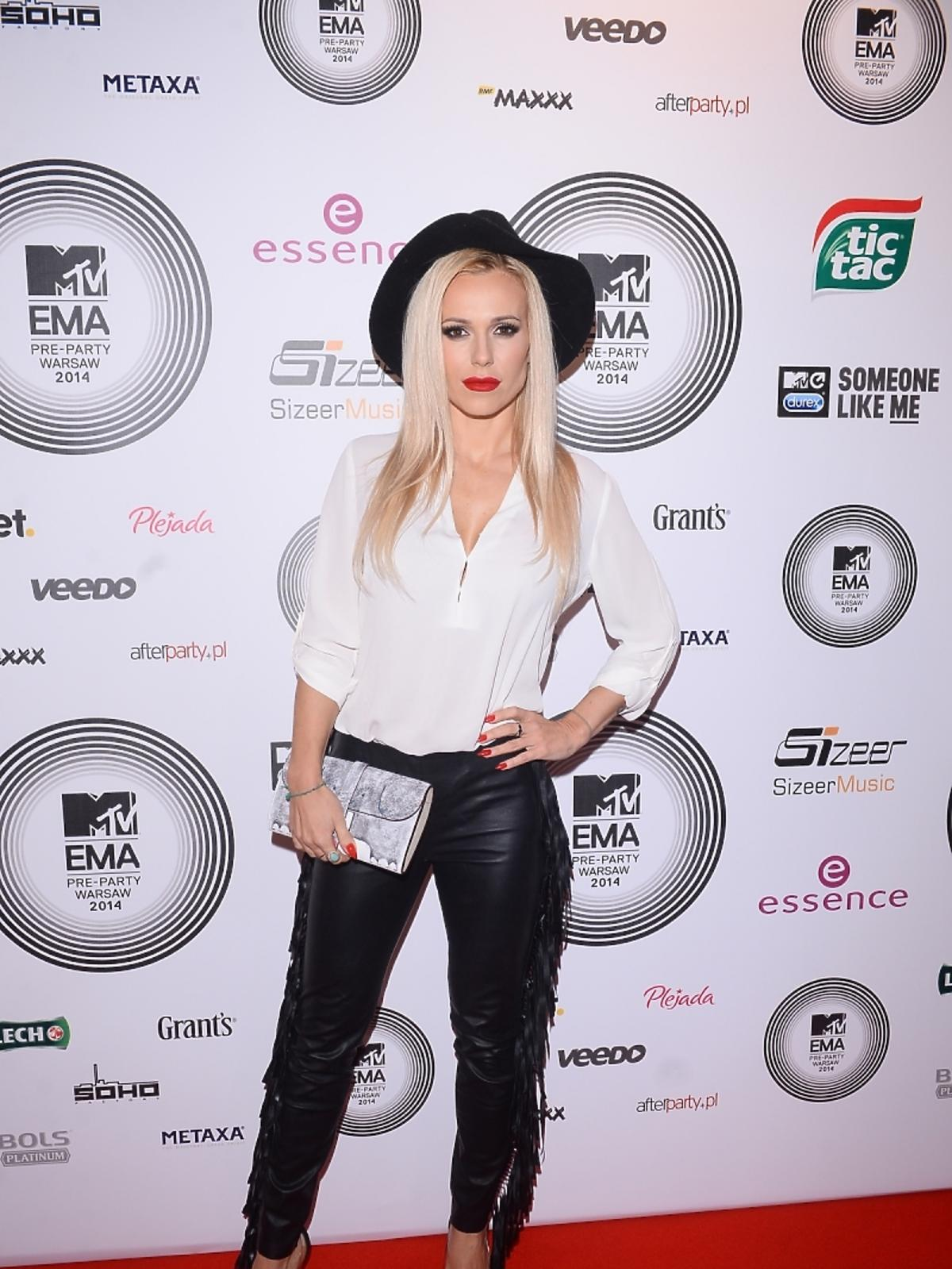 Doda na MTV EMA Pre-Party 2014
