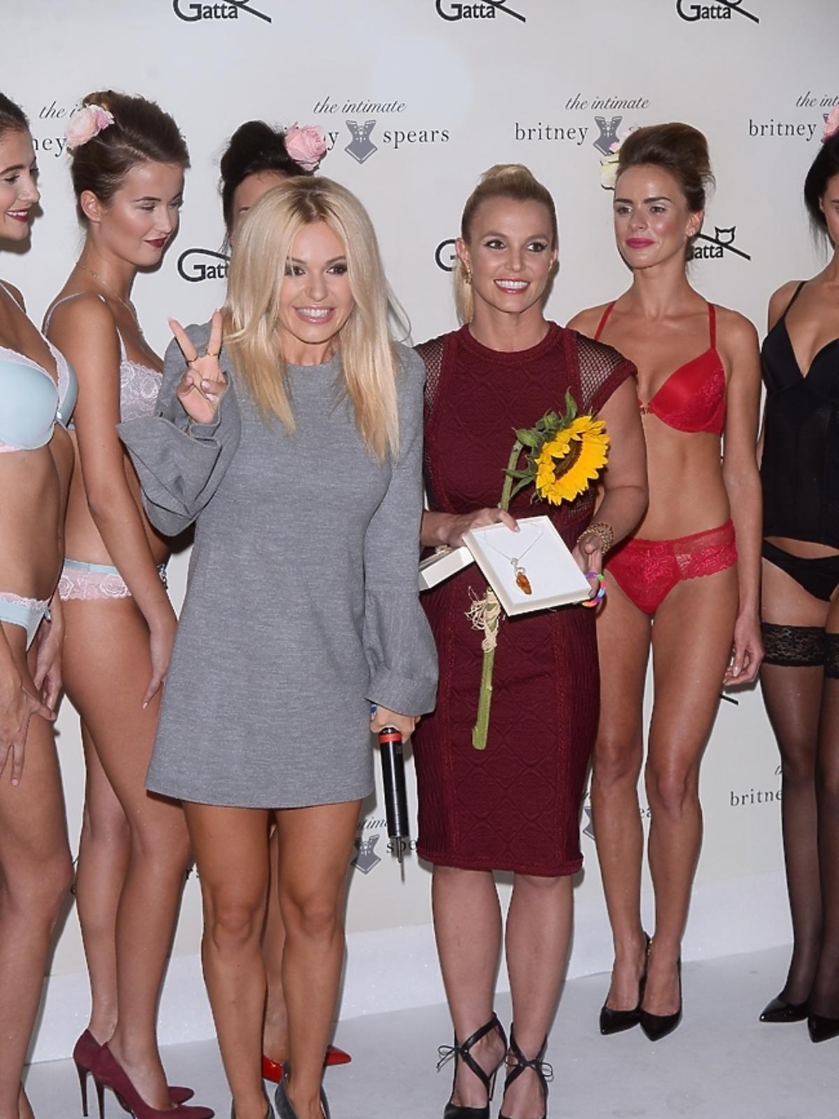 Doda na spotkaniu z Britney Spears