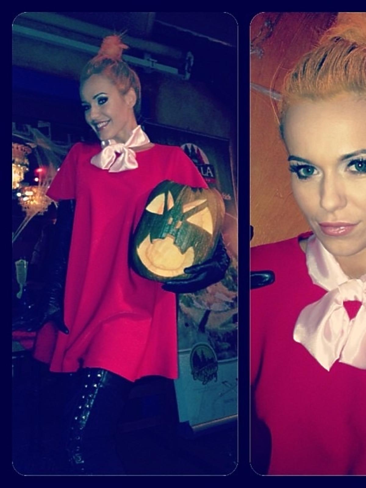 Doda podczas Halloween 2013