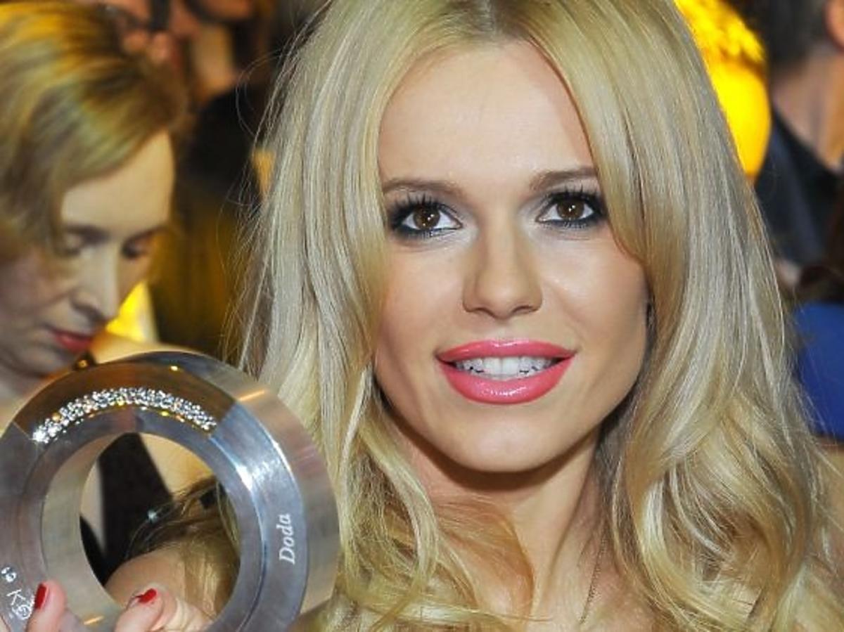Doda podpisała kontrakt z EMI Music Polska