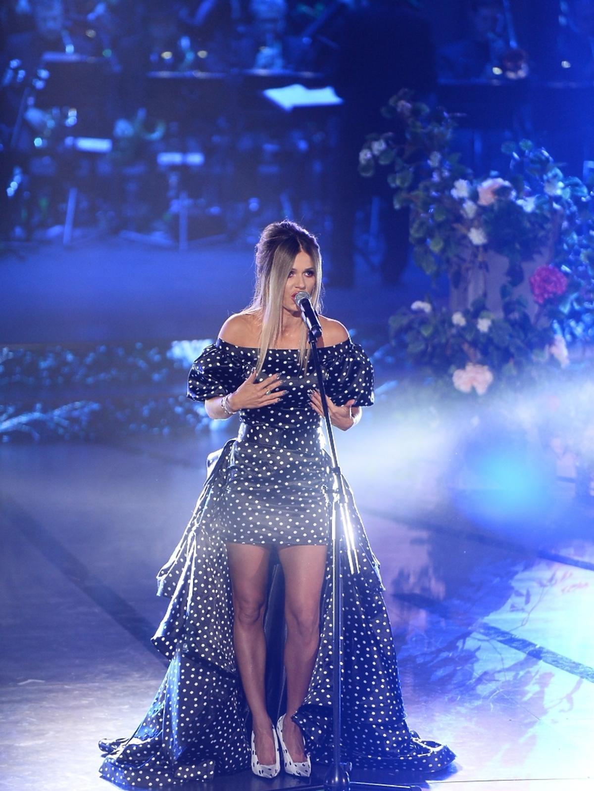 Doda w sukni od Patrycji Kujawy