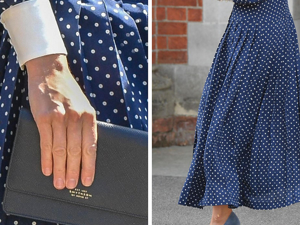 dodatki księżnej Kate do jej stylizacji