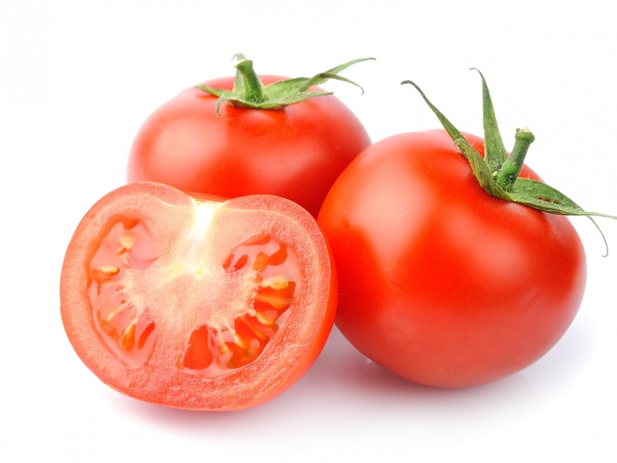dojrzałe pomidory