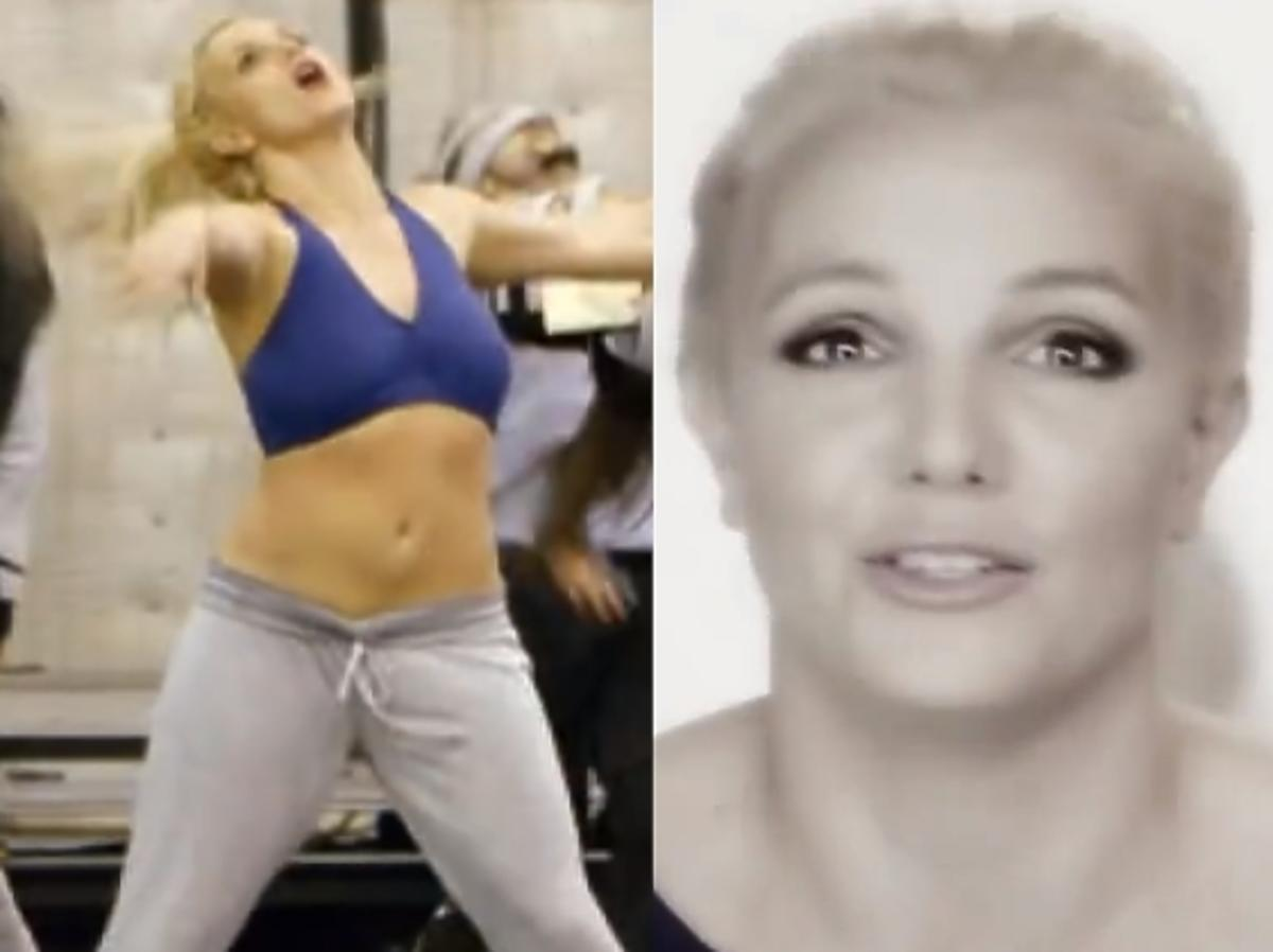 Dokument o trasie Britney Spears w Las Vegas. Britney Jean Document