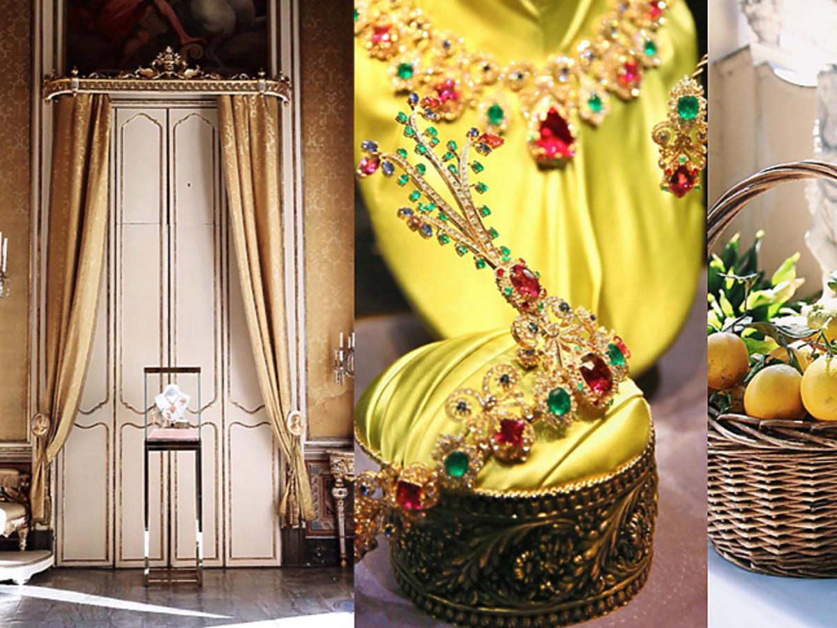 Dolce & Gabbana alta gioielleria