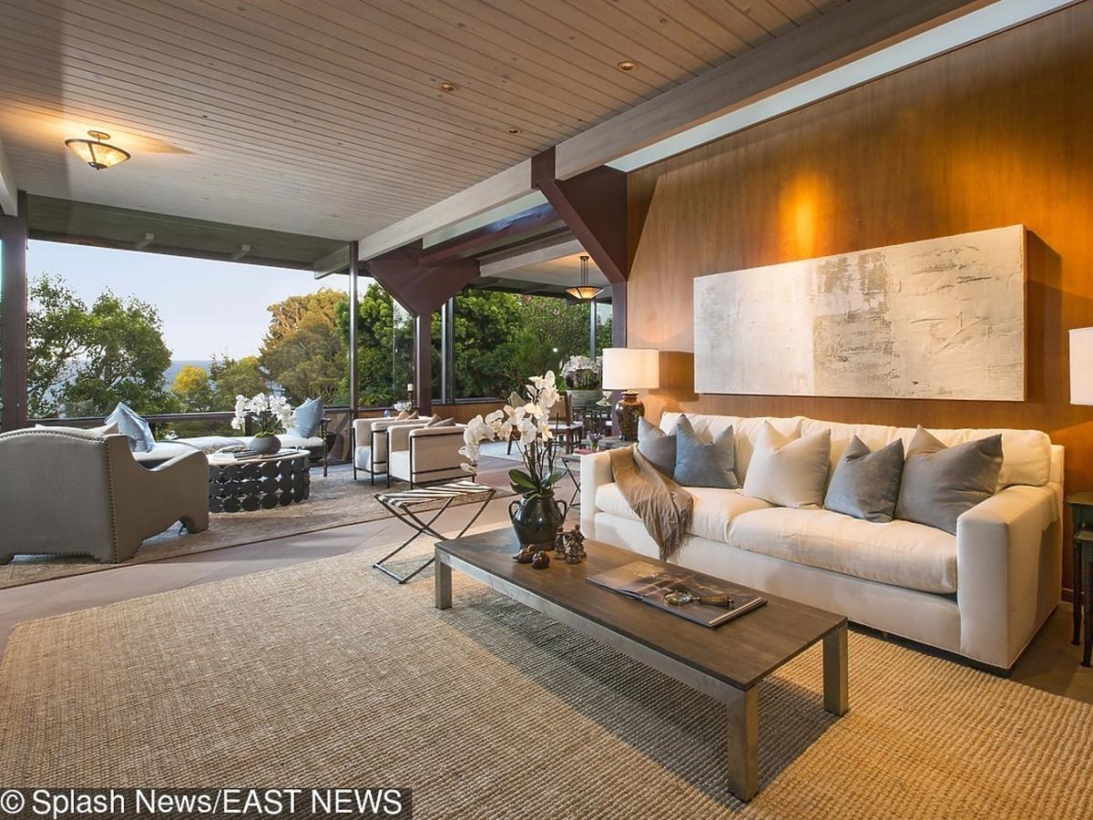 Dom Chrisa Martina w Malibu - tu mieszka Dakota Johnson