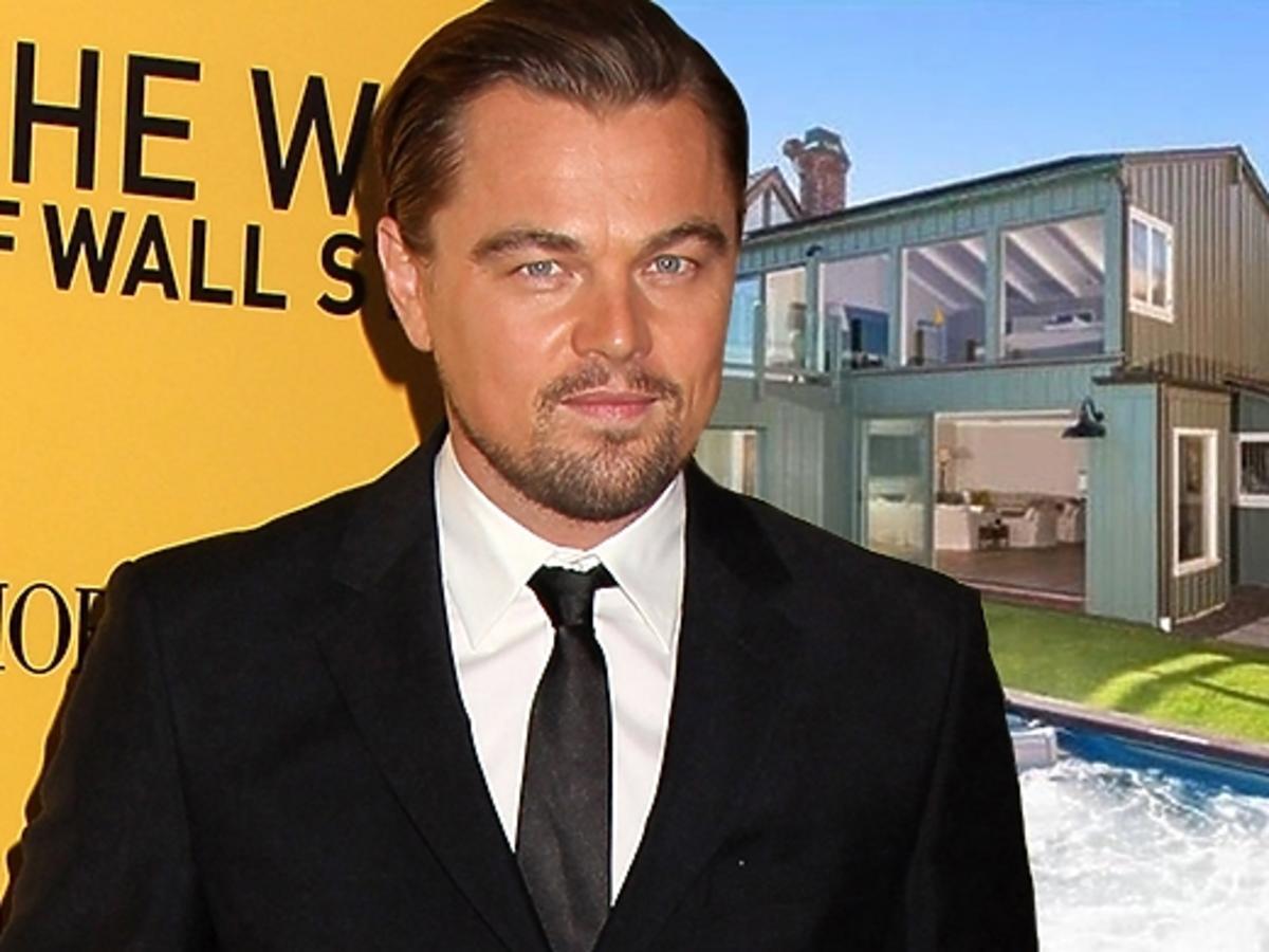 Dom Leonardo DiCaprio w Malibu