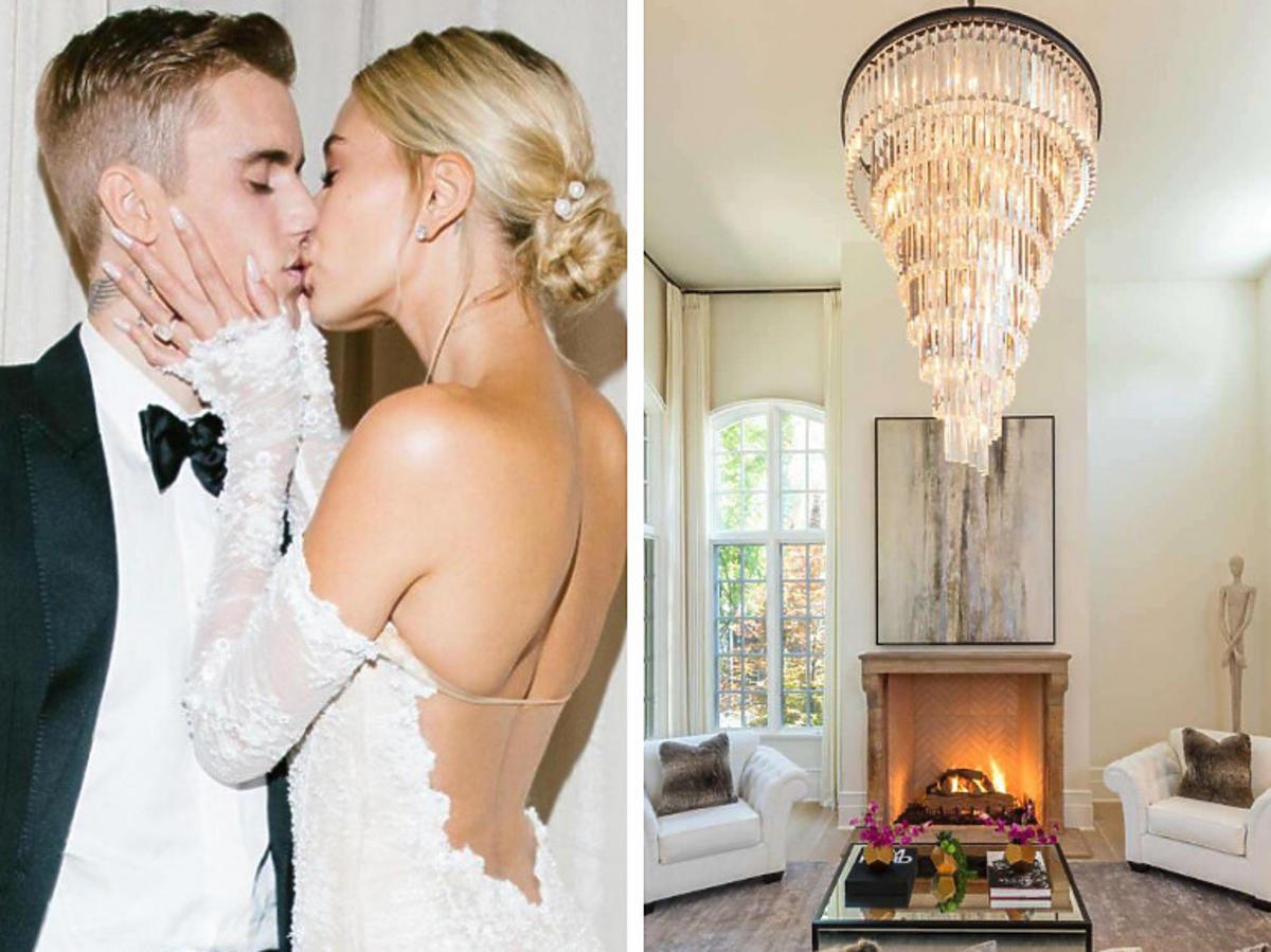 Dom Madonny, który chce kupić Justin Bieber