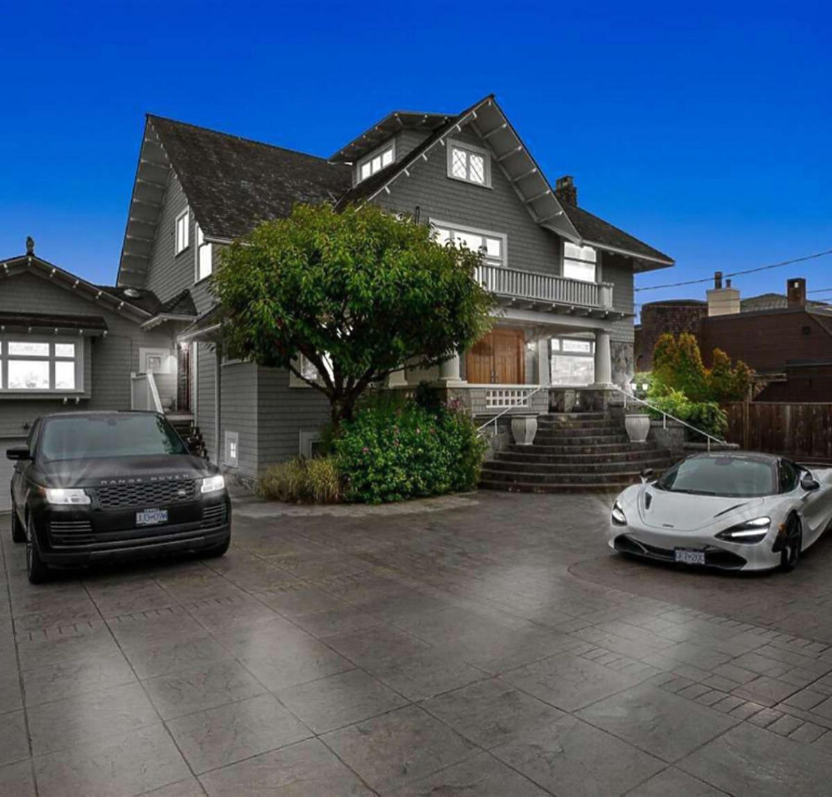Dom Meghan i Harry'ego w Kanadzie