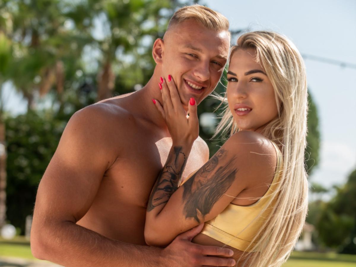 Dominik i Ada z Love Island