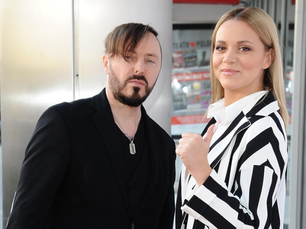 Dominika Gawęda i Paweł Rurak-Sokal