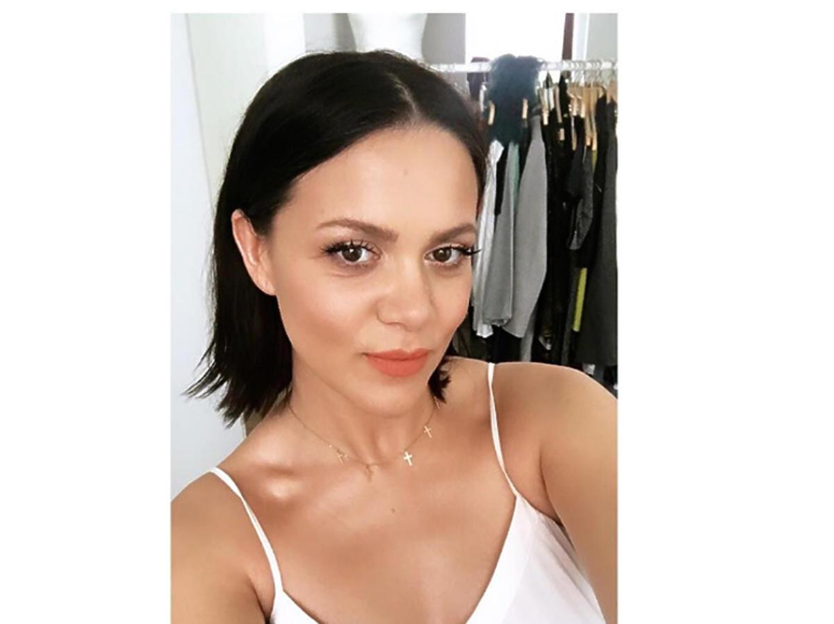 Dominika Gawęda ścięła włosy