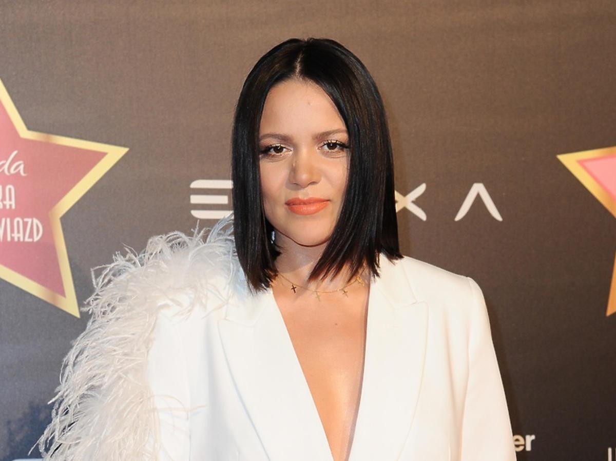 Dominika GawęDominika Gawęda ścięła włosy da ścięła włosy