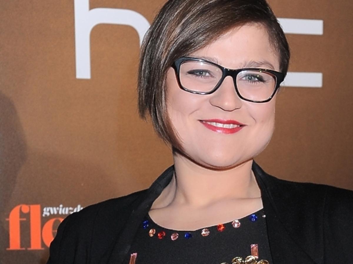 Dominika Gwit na imprezie Flesz Fashion Night