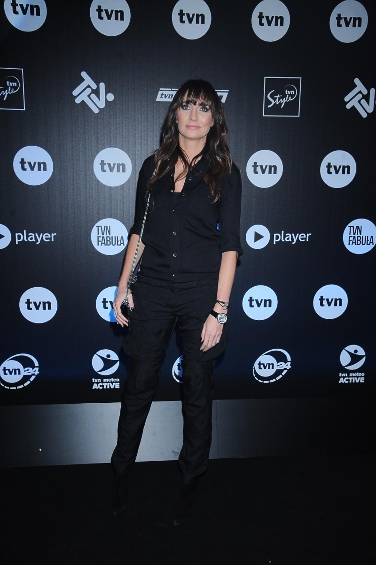 Dominika Kulczyk na wiosennej ramówce TVN