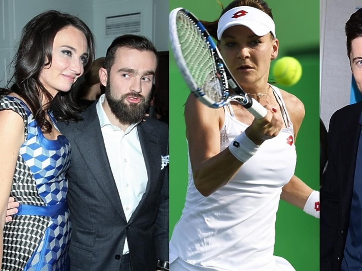 Dominika Kulczyk, Sebastian Kulczyk, Agnieszka Radwańska, Robert Lewandowski