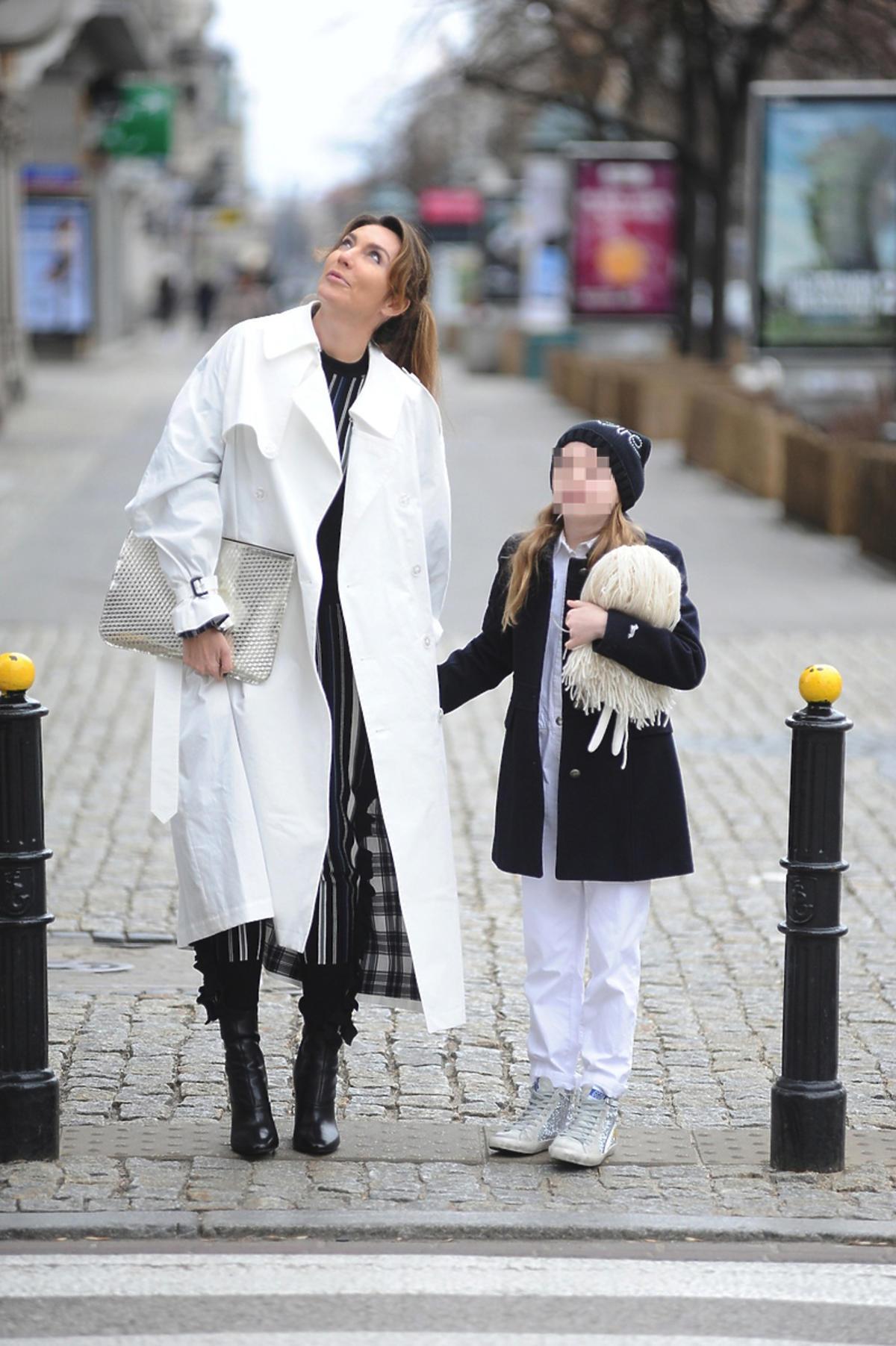 Dominika Kulczyk z córką