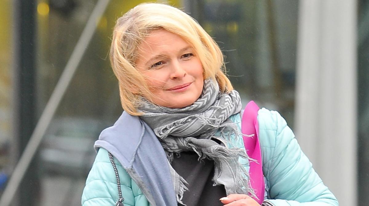 Dominika Ostałowska ma problemy z sercem