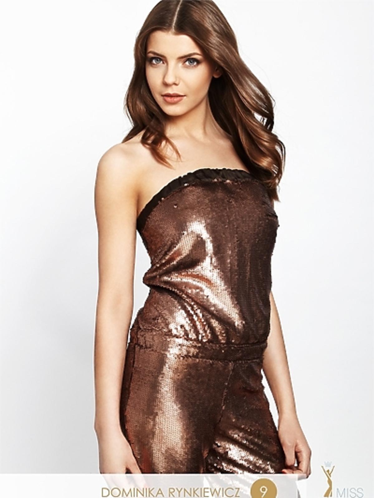 Dominika Rynkiewicz - kandydatka do tytułu Miss Polonia 2012