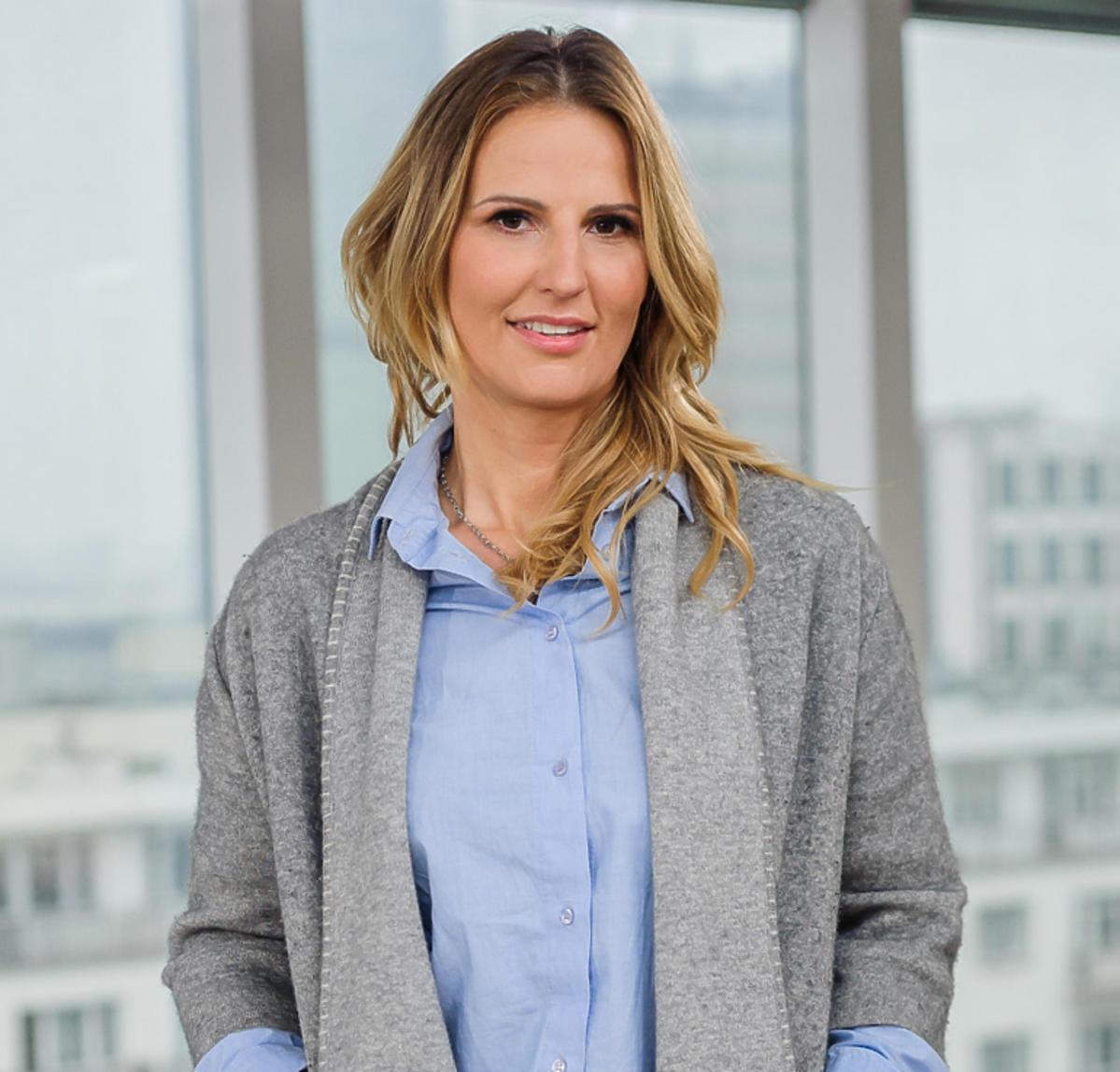 Dominika Tajner Wiśniewska pokazała brata
