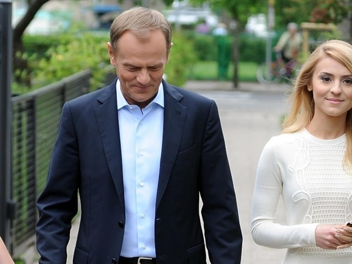 Donald Tusk, Katarzyna Tusk