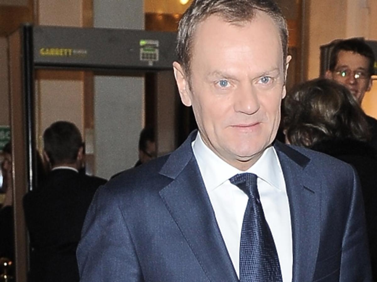 Donald Tusk przewodniczącym Rady Europejskiej