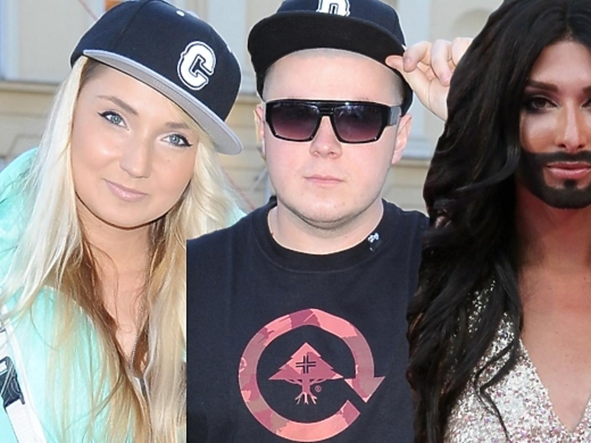 Donatan i Cleo na Eurowizji. Kobieta z brodą na Eurowizji