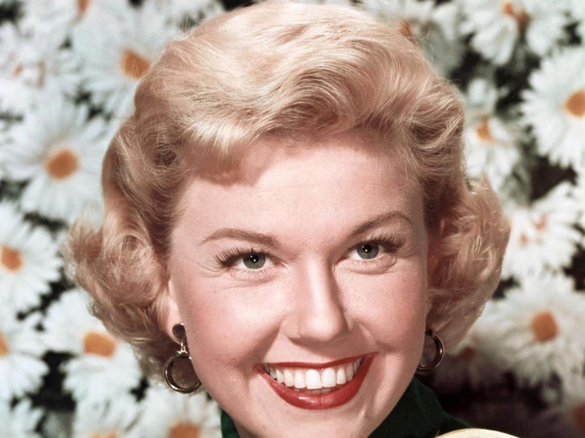 Doris Day na co zmarła