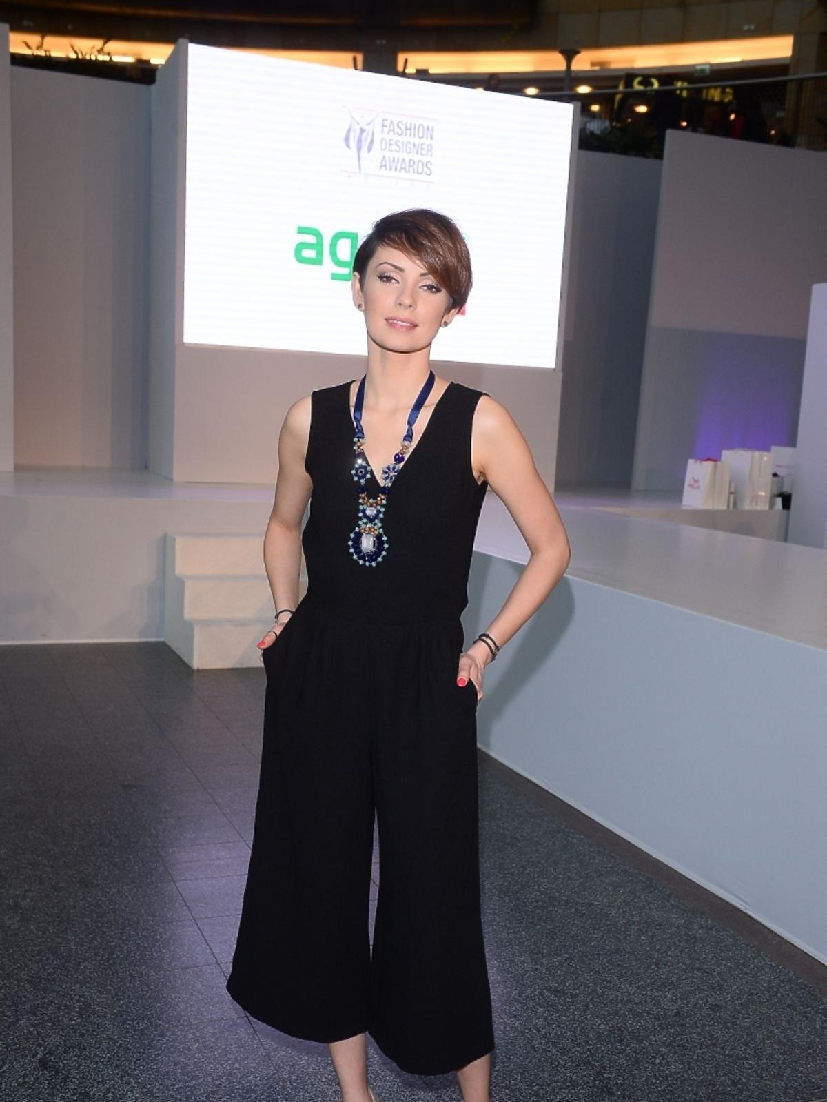 Dorota Gardias na imprezie Fashion Designer Awards