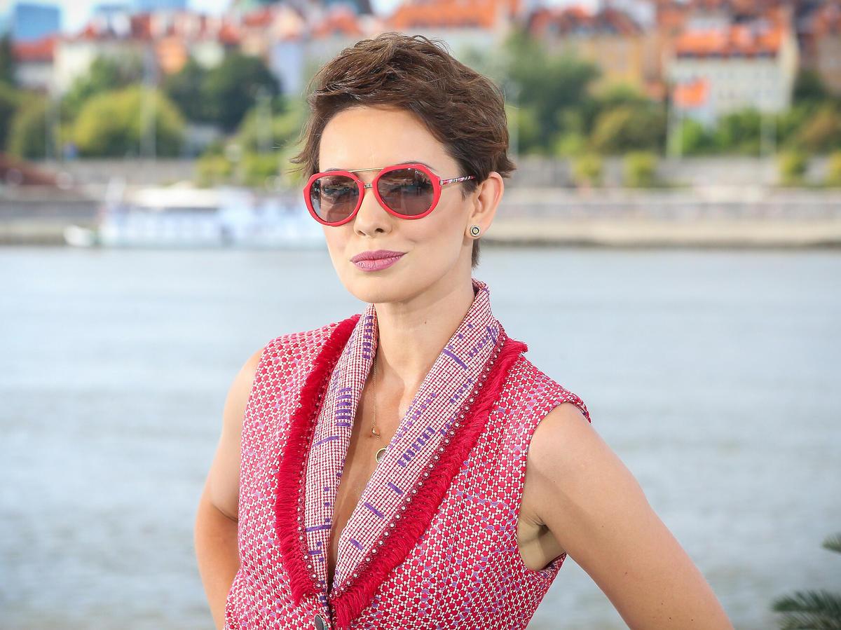 Dorota Gardias walczy z nowotworem piersi