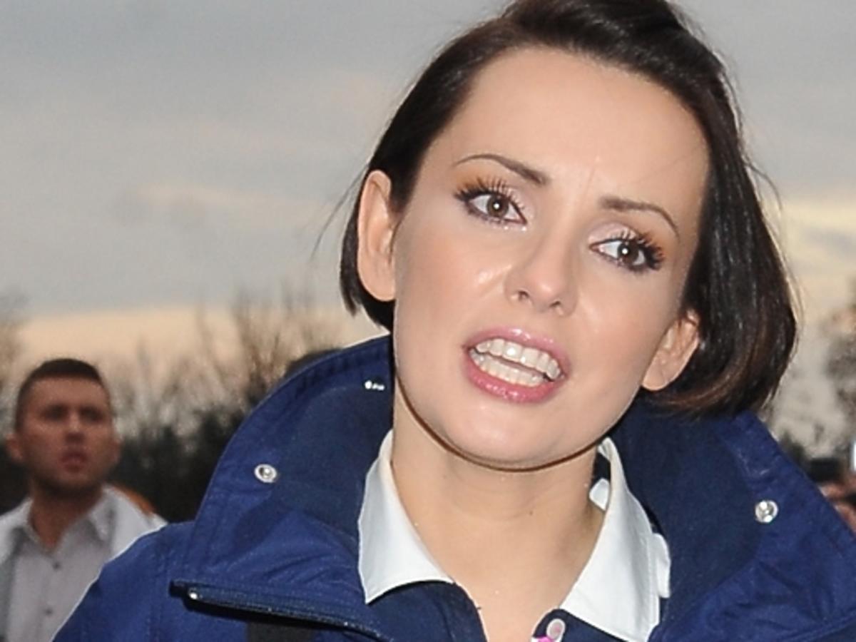 Dorota Gardias wyszczupla się falami radiowymi