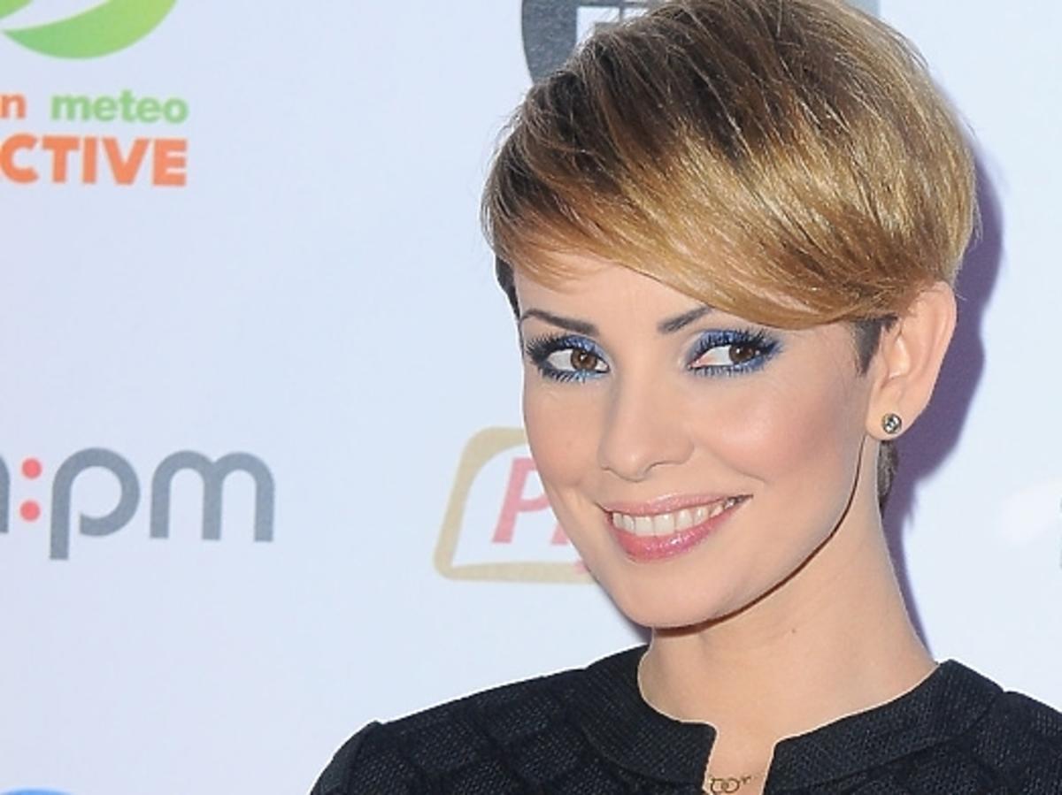Dorota Gardias znowu zmieniła kolor włosów