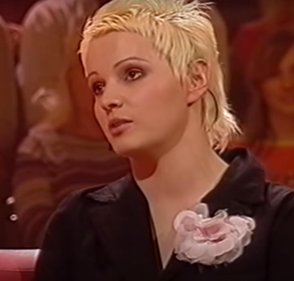 Dorota Szelągowska 16 lat temu w programie Moja krew