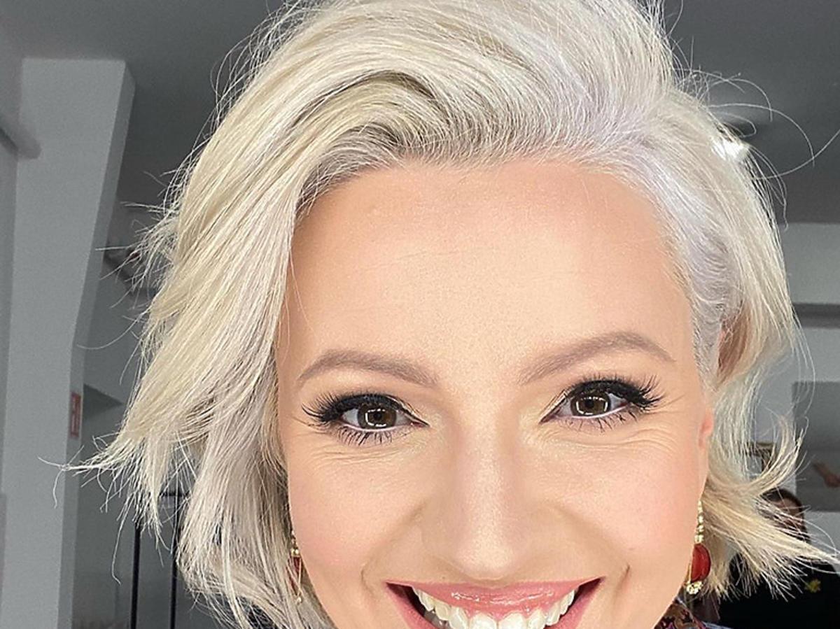 Dorota Szelągowska ma nową fryzurę