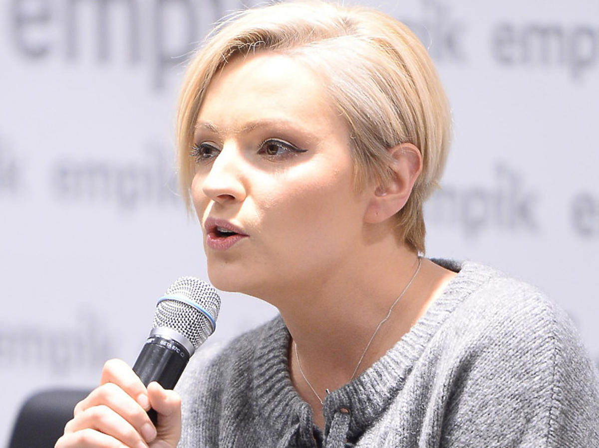 Dorota Szelągowska o maturze syna