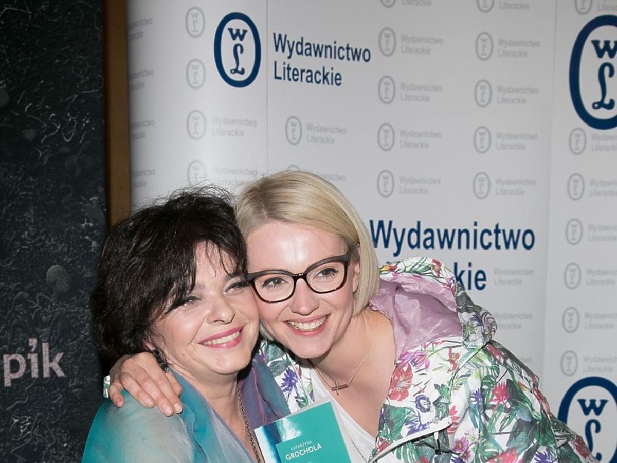Dorota Szelągowska w okularach