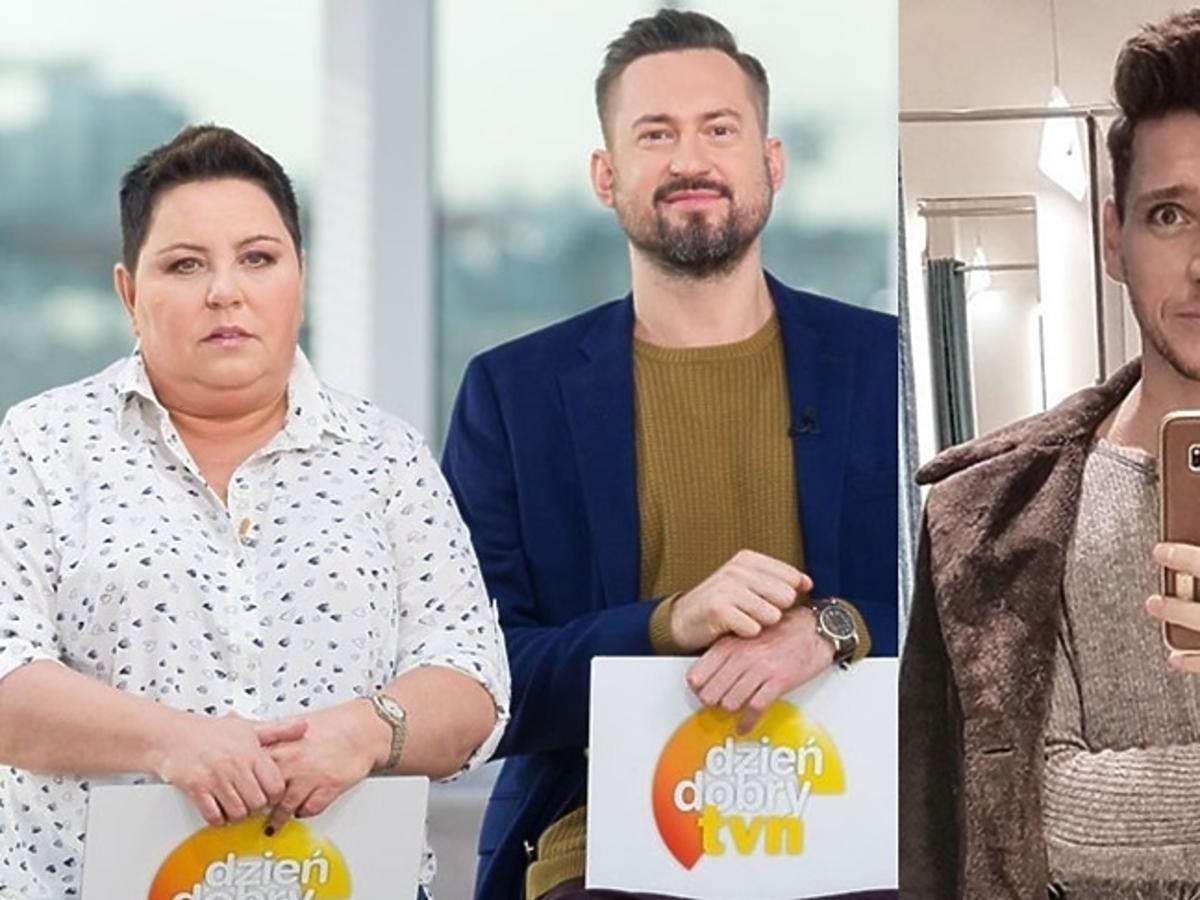 Dorota Wellman, Marcin Prokop, Adam Chowański
