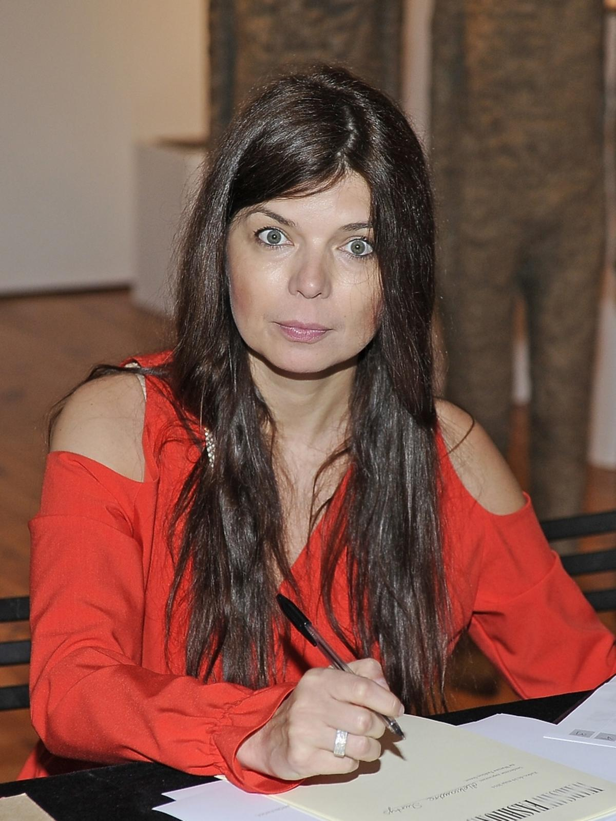 Dorota Wróblewska na Off Fashion w Kielcach