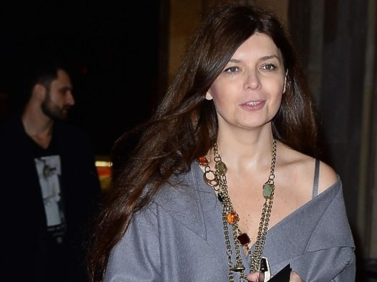 Dorota Wróblewska o pokazach na imprezie Flesz Fashion Night