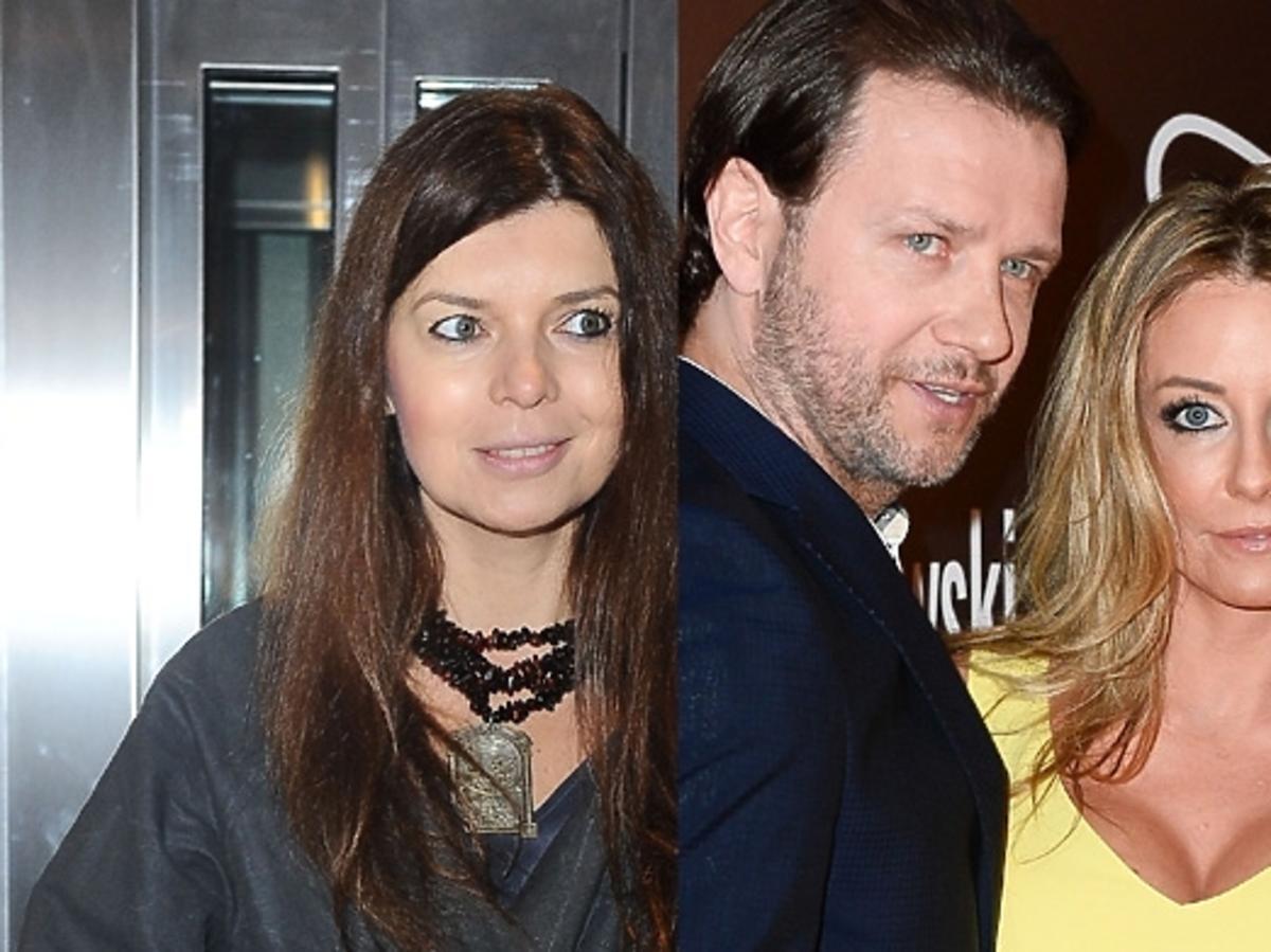 Dorota Wróblewska zakpiła z wyglądu Małgorzatu Rozenek
