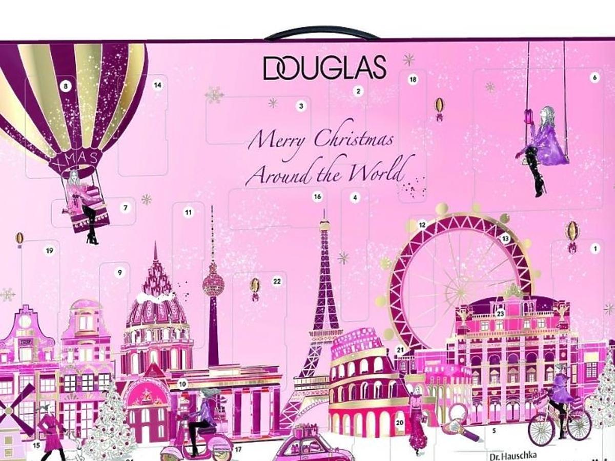 Douglas - kalendarz adwentowy