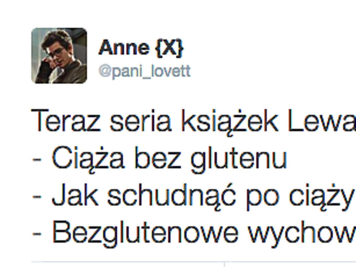 dowcipne komentarze i memy o ciąży Lewandowskiej