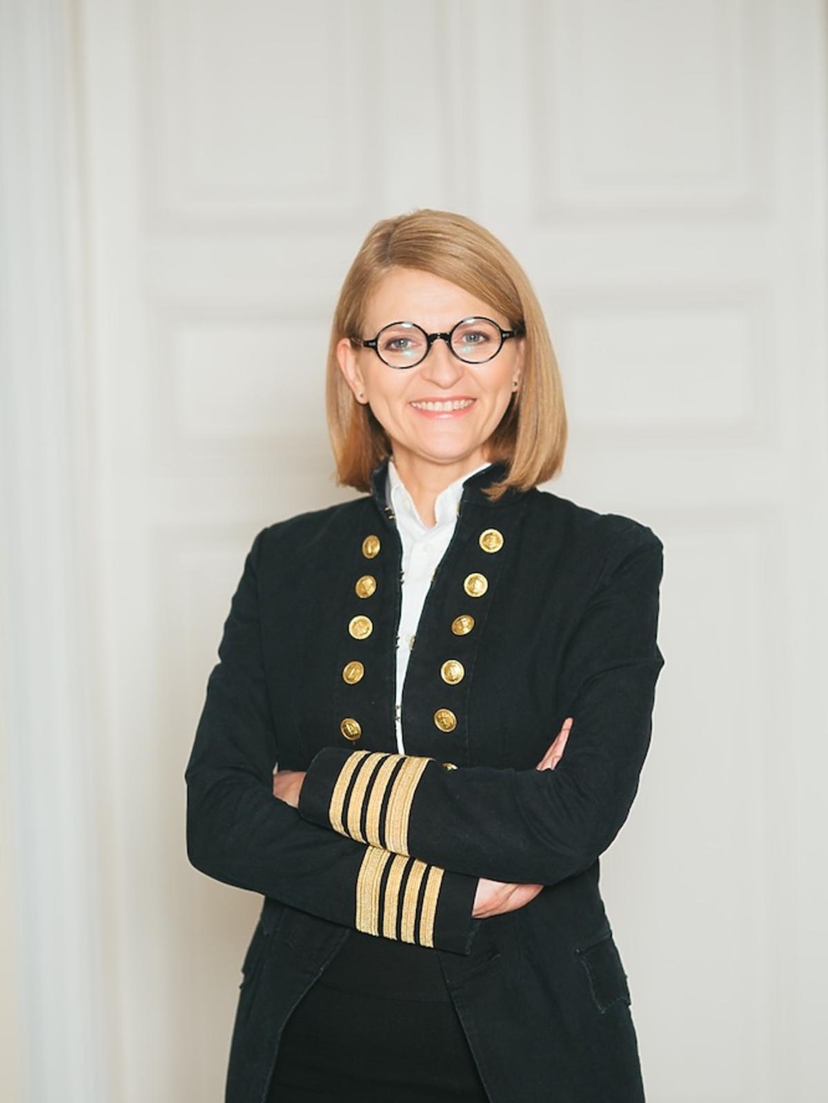 Dr Irena Radomska - Kamińska, Projekt Lady