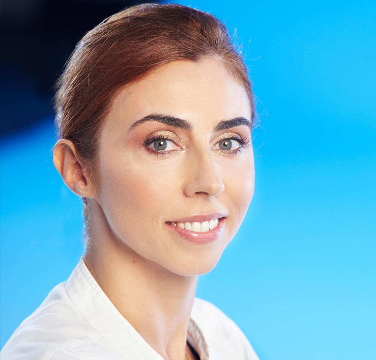 dr n. med. dermatolog Kamila Padlewska