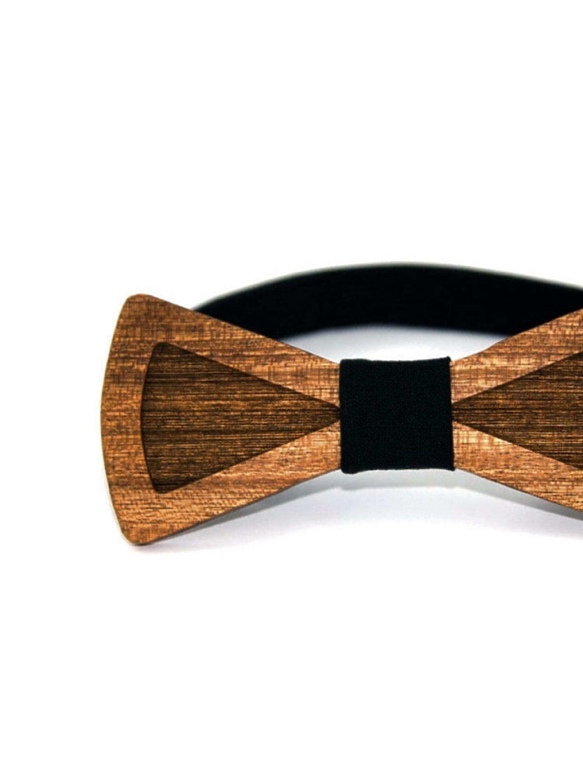 Drewniana mucha The Bow Bow Ties/Pakamera.pl, 99 zł
